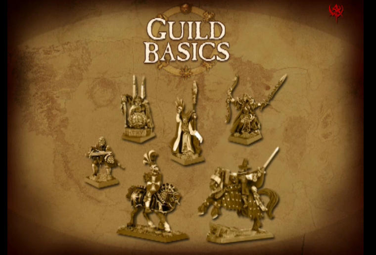 Un avant goût des Guildes G1