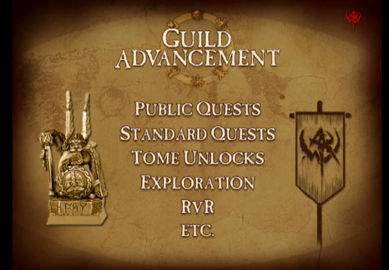 Guild Advancement