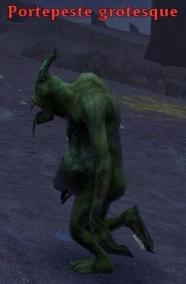 Portepeste grotesque