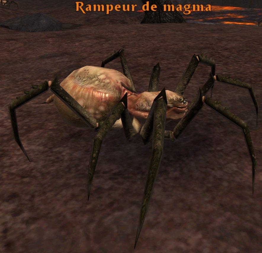 Rampeur de Magma