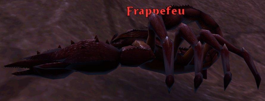Frappefeu