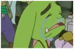 Ogrest pleure