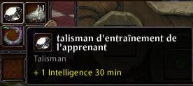 Un talisman vraiment mauvais
