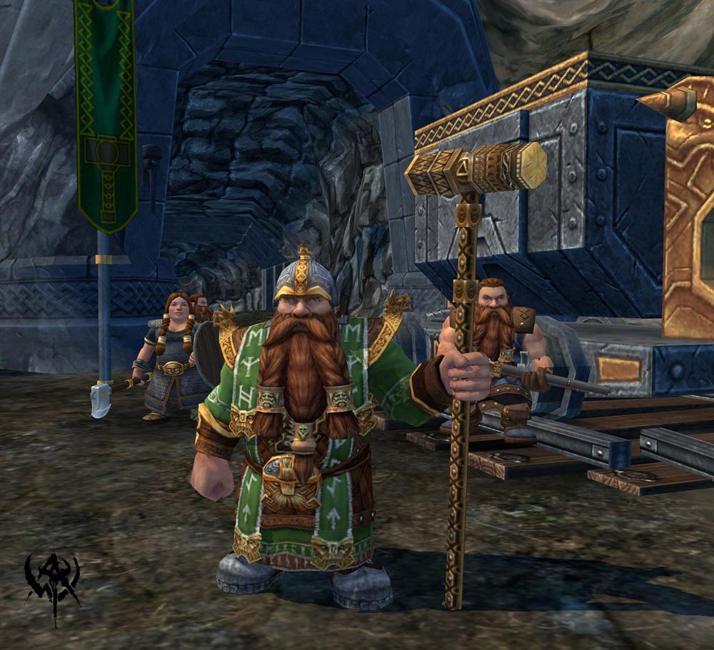 Warhammer online le pr tre des runes warhammer online for Portent warhammer