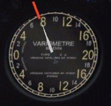 Variomètre du H75
