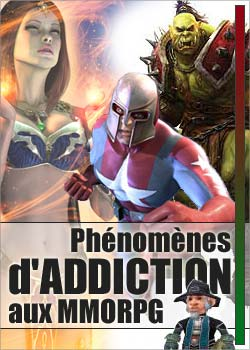 Titre - Addiction aux MMORPG