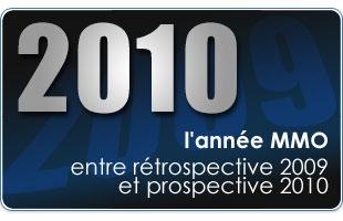 MMORPG, entre rétrospective 2009 et prospective 2010