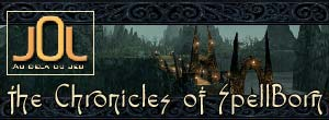 MMORPG - the Chronicles of SpellBorn