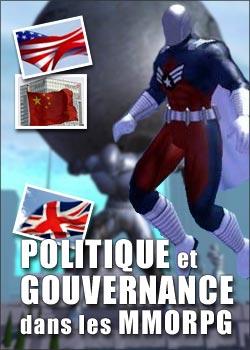 Titre - Système politique et gouvernance des MMOG et MMORPG