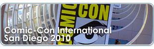 Comic Con Intrnational 2010