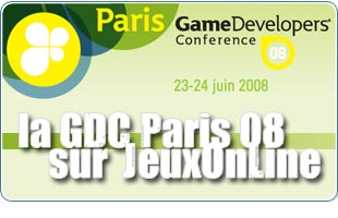 GDC Paris 2008