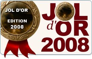 JOL d'Or 2008