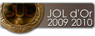 JOL d'Or 2009