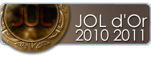 JOL d'Or 2010