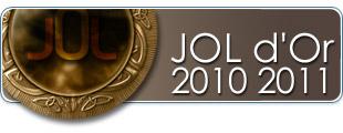 JOL d'Or 2010