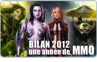 Bilan MMO 2012