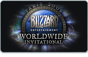 Worldwide Invitational 2008 de Blizzard Entertainment