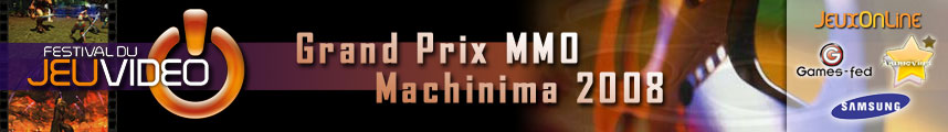 Grand Prix MMO Machinima 2008