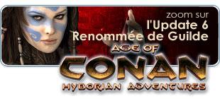 Age of Conan, zoom sur le système de Renommée de Guilde