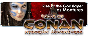 Age of Conan, zoom sur les montures de Rise of the Godslayer