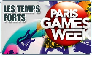 Les temps forts de la Paris Week 2012