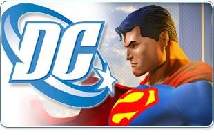 Zoom sur DC Universe Online