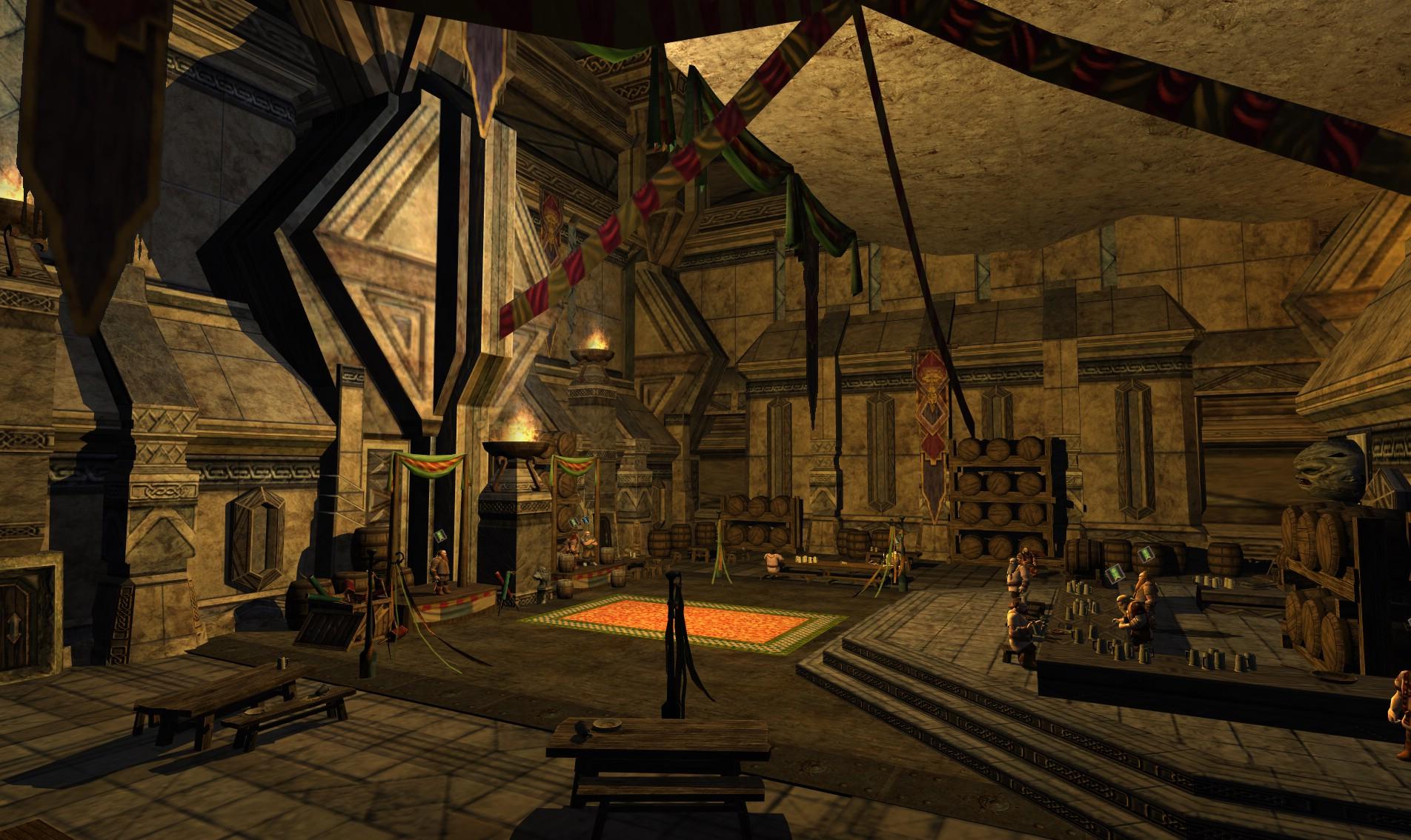 La taverne du Palais de Thorin