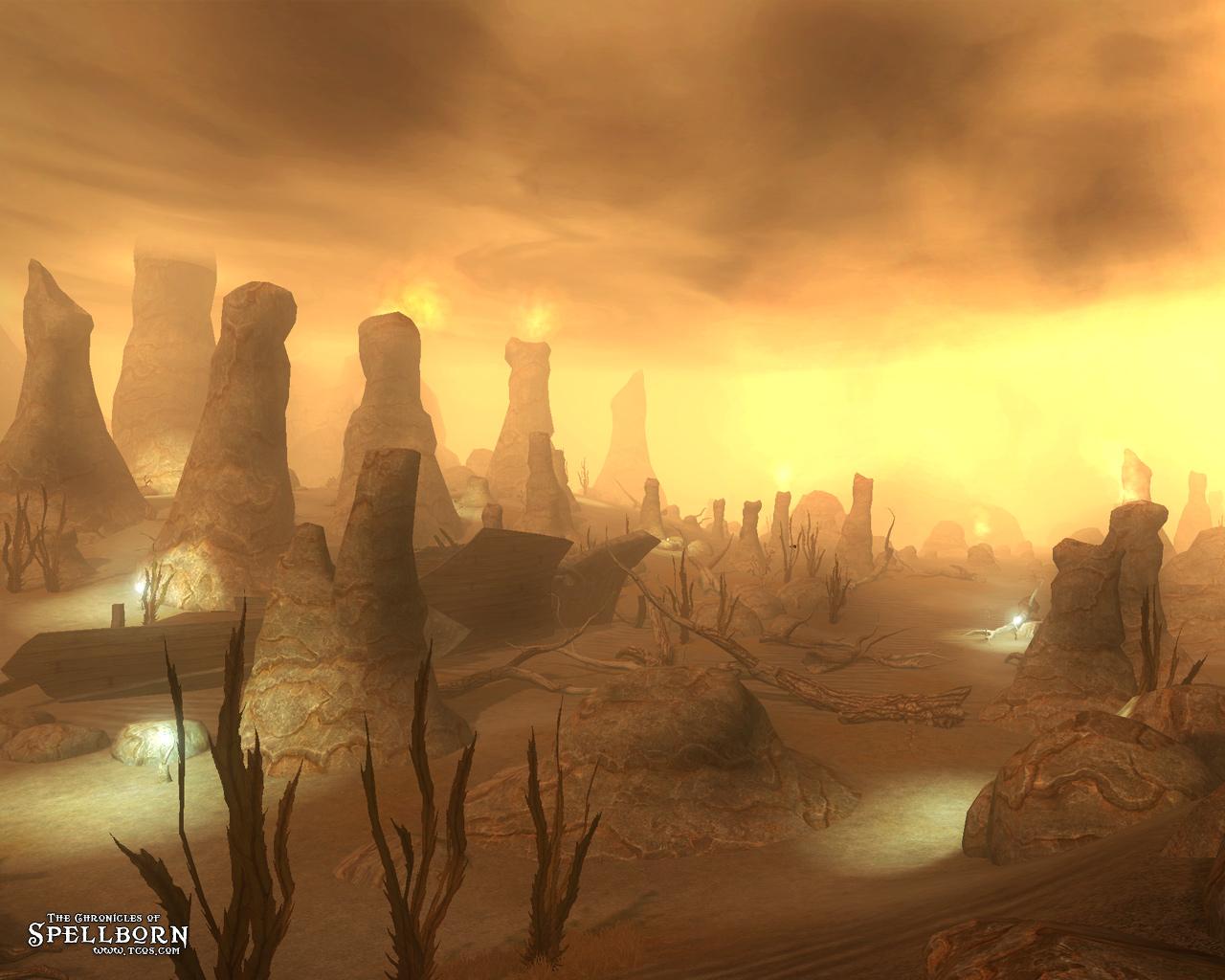 Terres dévastées de Ringfell