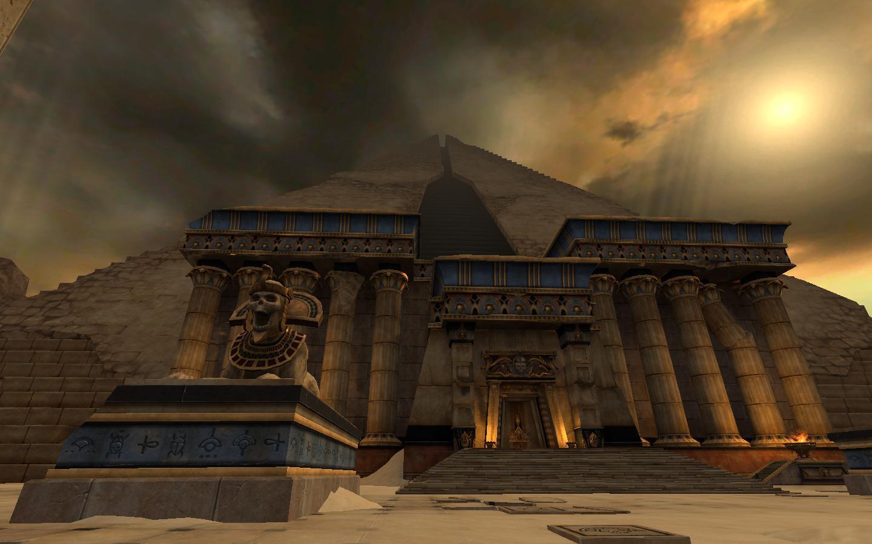 La Tombe du Seigneur Vautour
