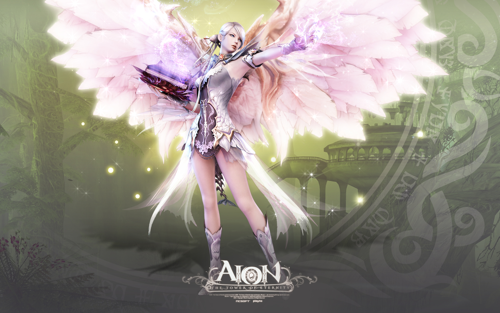 Aion 8 nouveaux fonds d 39 cran de classes aion 3d drawing website