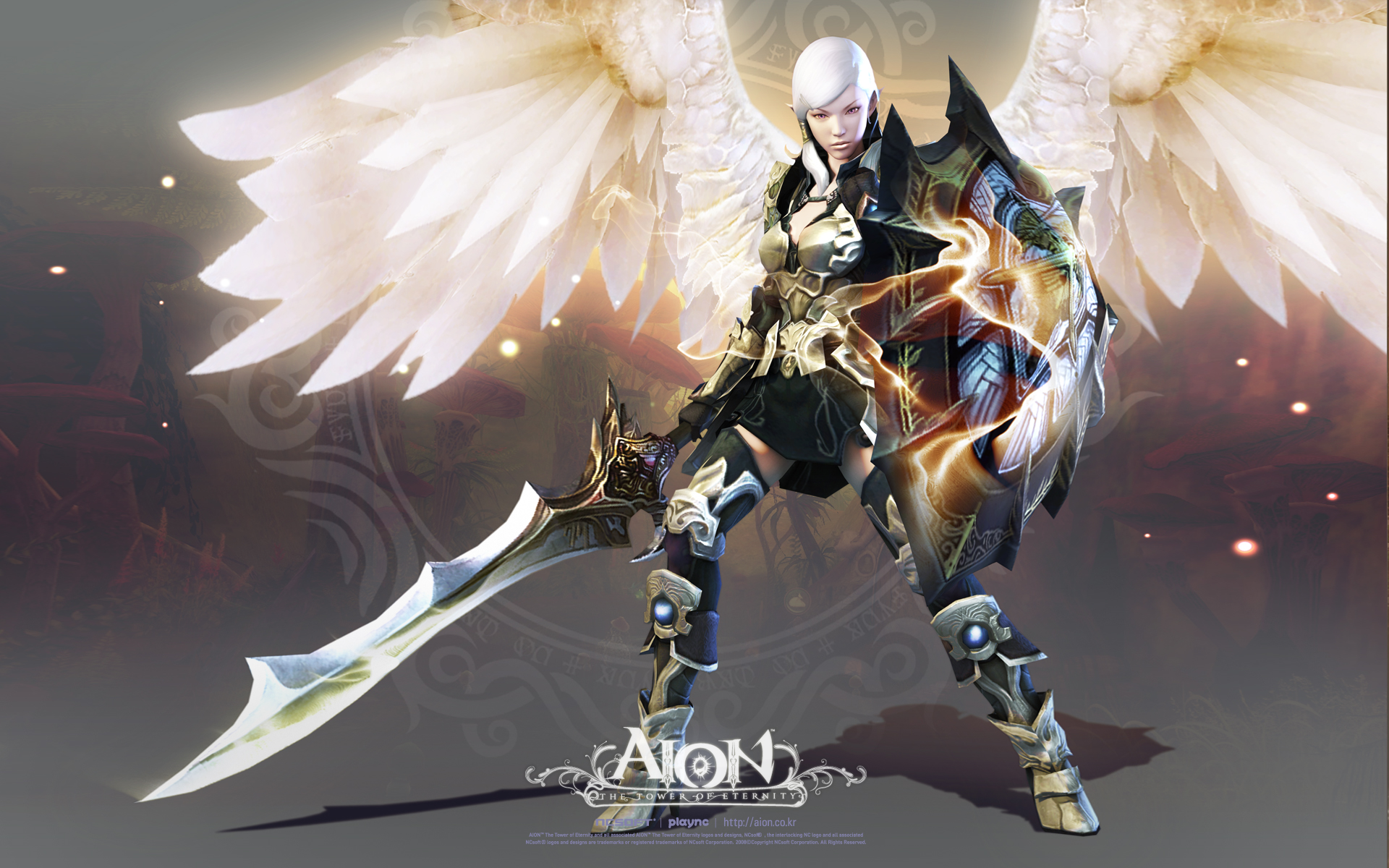 Les Wallpapers HD pour toi public - Aion Race 2 Wallpapers Hd
