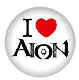 Badge I love Aion