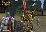 Capture de Dark Age of Camelot