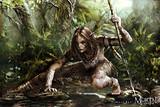 Les Elfes des bois