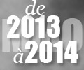 MMO, de 2013 à 2014